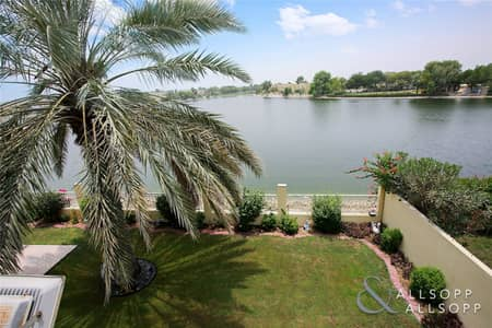 5 Bedroom Villa for Sale in The Lakes, Dubai - Deep Lake View   5 Bed   Upgraded