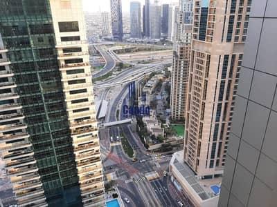 شقة 1 غرفة نوم للبيع في دبي مارينا، دبي - Highest Floor 1Br | Spacious & Furnished | Rented