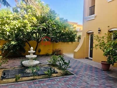 فیلا 4 غرف نوم للبيع في المرابع العربية، دبي - Upgraded 4 Bedroom Plus Maids Close to Pool
