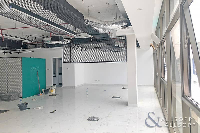 Ground Floor | Unfurnished | With Parking