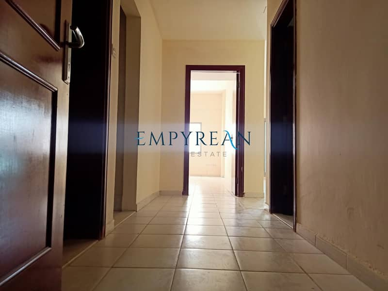11 DIRECT FROM OWNER BRAND NEW 1BHK OPEN VIEW GYM AND KIDS PLAY ONLY IN 31999 AED 6 CHEQUES.