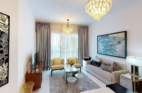 Studio for Sale in DAMAC Hills (Akoya by DAMAC), Dubai - 3-year payment plan| 4 Years Free Service Charge | Delivery 2021