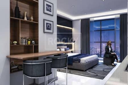 فلیٹ 1 غرفة نوم للبيع في الفرجان، دبي - 1-Bed    20-80 Payment Plan   10% ROI for 3 years