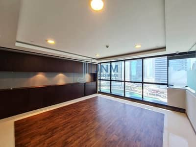 Office for Rent in Jumeirah Lake Towers (JLT), Dubai - Exclusive! 6 Partition Rooms+ Storage+ Server Room