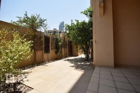 شقة 1 غرفة نوم للايجار في المدينة القديمة، دبي - OT Specialist | Private Garden | Burj Khalifa View