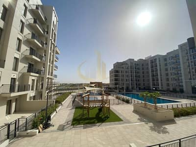 2 Bedroom Flat for Sale in Town Square, Dubai - Pool View | Spacious 2BR with 2 Parking | VOT