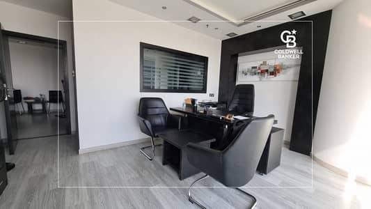 Office for Rent in Business Bay, Dubai - Fully Fitted and Furnished Office   View of Canal