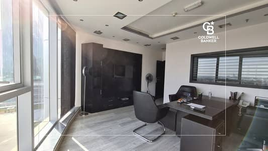 مکتب  للبيع في الخليج التجاري، دبي - View of Canal | Fully Fitted and Furnished Office