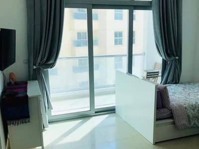 Studio for Rent in Dubai Marina, Dubai - Partial Marina View | Well Maintained | Exclusive