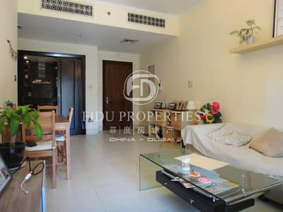 1 Bedroom Flat for Sale in Old Town, Dubai - Beautiful Corner unit | Garden view | Vacant soon