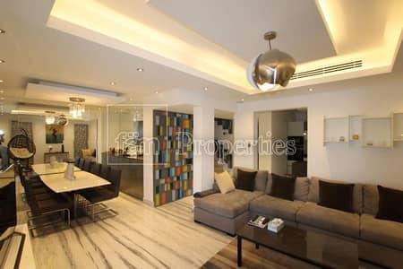 فیلا 2 غرفة نوم للبيع في الينابيع، دبي - Tastefully Upgraded | Vacant Now | Best Deal