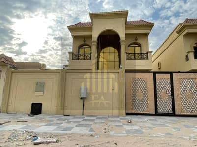 5 Bedroom Villa for Rent in Al Mowaihat, Ajman - VILLA FOR RENT 5 BEDROOM HALL IN AL MOWAIHAT AJMAN 85,000/- AED YEARLY,