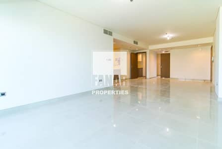 3 Bedroom Apartment for Sale in Al Raha Beach, Abu Dhabi - Good Price Vacant Apt. w/Sea and Partial Road View