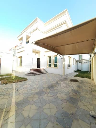 5 Bedroom Villa for Rent in Mohammed Bin Zayed City, Abu Dhabi - P/Entrance 5 Bedroom Villa With D/ Room