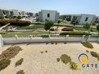 فیلا 5 غرف نوم للايجار في دبي هيلز استيت، دبي - Brand New Single Row Backing Greenery 5 Beds Sidra