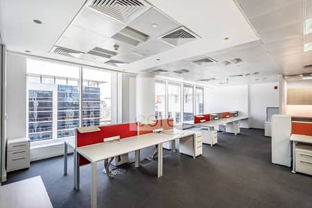 Office for Rent in Discovery Gardens, Dubai - Fully Fitted   Spacious Unit   DED License