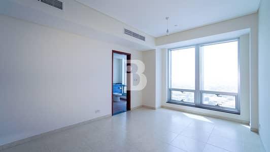 شقة فندقية 1 غرفة نوم للايجار في شارع الشيخ زايد، دبي - Sea View  Burj View   1 BHK Chiller Free