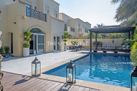 Elegant Upgraded  Landscaped with Decking and Pool