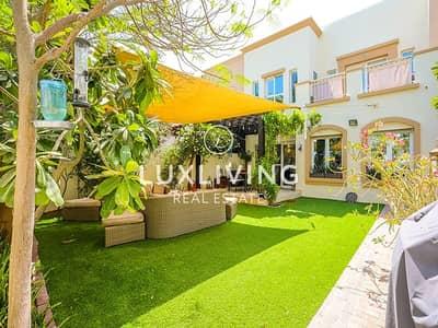 فیلا 3 غرف نوم للبيع في البحيرات، دبي - Exclusive | Fully Upgraded | Close To Pool