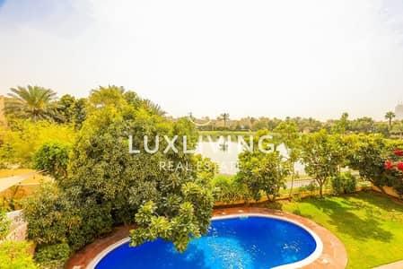 فیلا 5 غرف نوم للبيع في السهول، دبي - Exclusive | Fully Upgraded | Lake View