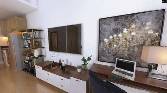 Studio for Sale in Downtown Jebel Ali, Dubai - luxurious studio! direct from developer   handover Q4(2022)