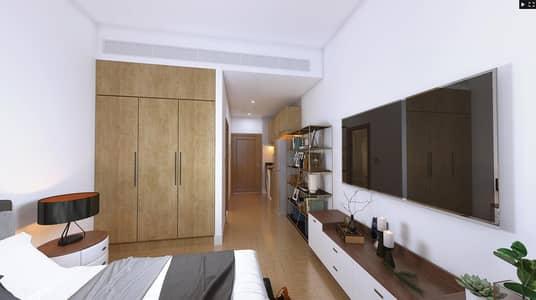 Studio for Sale in Downtown Jebel Ali, Dubai - Italian furnished studios from developer handover Q4(2022)