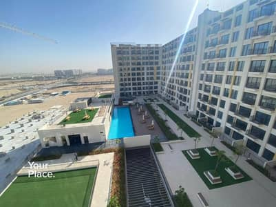 1 Bedroom Apartment for Rent in Town Square, Dubai - Be The First Tenant - Pool View - Modern Layout
