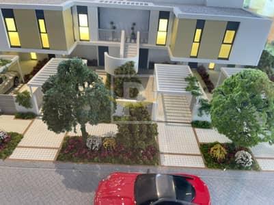 تاون هاوس 2 غرفة نوم للبيع في مويلح، الشارقة - Pocket Friendly 2 BR Garden Homes Townhouse in Al Zahia Sharjah