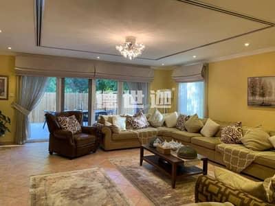تاون هاوس 4 غرف نوم للبيع في جرين كوميونيتي، دبي - Vacant on transfer | Conner unit | Next to biggest garden