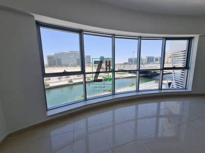 4 Bedroom Flat for Rent in Al Raha Beach, Abu Dhabi - 4 bed + maids with canal view   Al Raha Beach