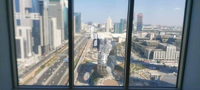 شقة 1 غرفة نوم للايجار في شارع الشيخ زايد، دبي - NO Commission No Bills only pay rent 1 BR for company staff also