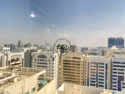 2 Bedroom Apartment for Rent in Al Khalidiyah, Abu Dhabi - Panoramic View 2BR Apt  All Amenities