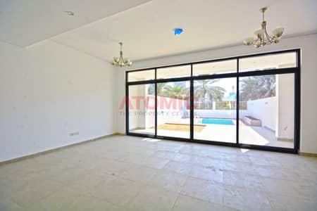 فیلا 4 غرف نوم للايجار في قرية جميرا الدائرية، دبي - Luxury Brand New G+1   4BHK+Maid   Private Pool