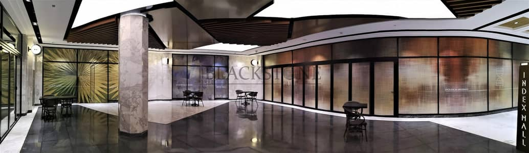Shop for Rent in DIFC, Dubai - SHELL AND CORE RETAIL SPACE FOR RENT. FOR F&B OUTLET ONLY