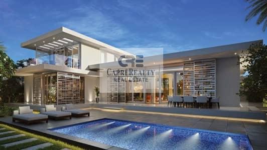 5 Bedroom Villa for Sale in Tilal Al Ghaf, Dubai - Post handover payment plan  Lagoon community Independent villas