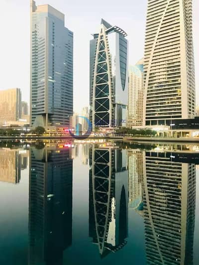 Studio for Rent in Jumeirah Lake Towers (JLT), Dubai - Fully Furnished | Near Metro | Community view