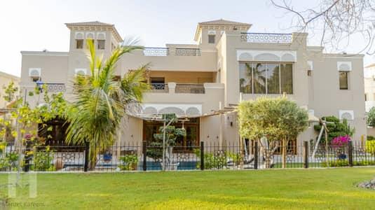 فیلا 6 غرف نوم للبيع في البراري، دبي - The Biggest Plot and villa in. Al Barari Acacia - Dubai