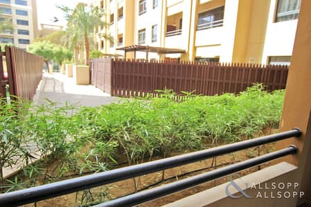 2 Bedroom Apartment for Rent in The Greens, Dubai - Two Bedrooms | Study Room | Refurbished