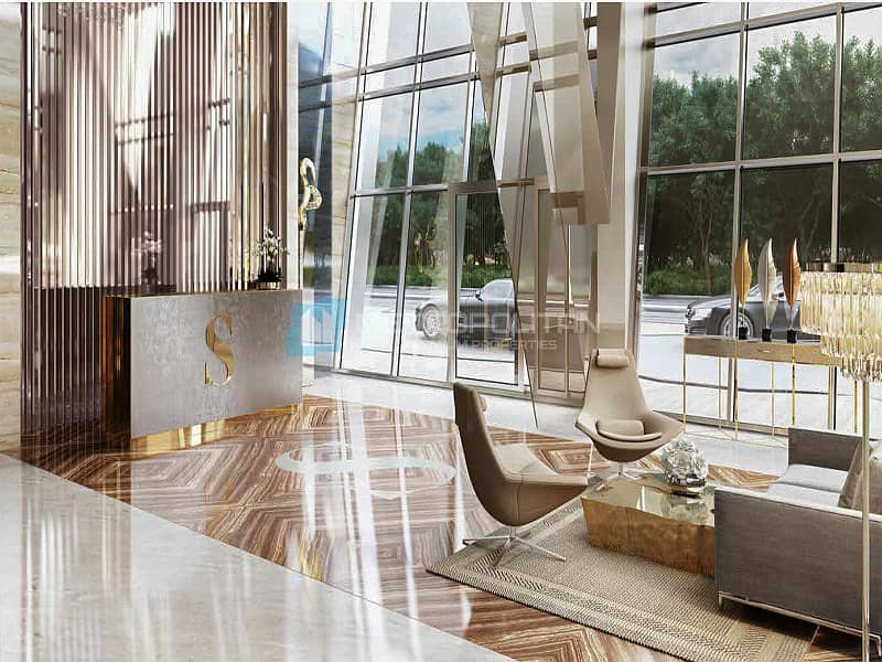 12 Middle floor I Genuine resale | Burj Khalifa view