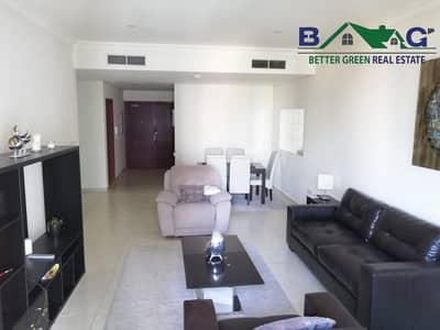 2 Bedroom Flat for Rent in Dubai Marina, Dubai - Lavish Furnished 2 Bedroom with Balcony Chiller Free Partial Sea View