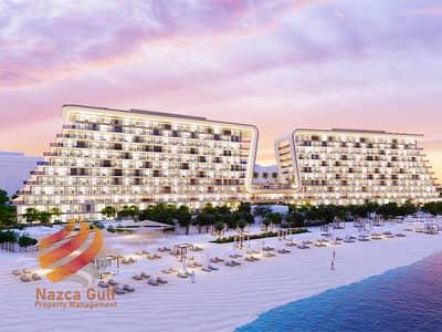 2 Bedroom Flat for Sale in Yas Island, Abu Dhabi - Glamorous Beach View 2 Bedroom Unit