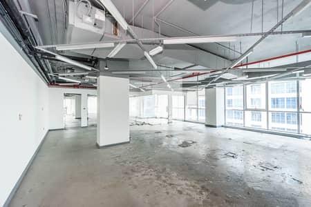 Office for Rent in Al Muroor, Abu Dhabi - High Floor | Good Location | 12 Payments