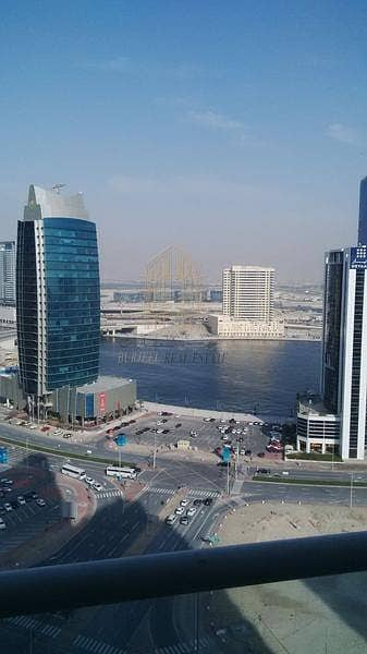 Excellent 2 BHK Apertment With Full Burj Khelifa View Available For Rent.