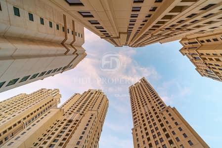 فلیٹ 2 غرفة نوم للبيع في جميرا بيتش ريزيدنس، دبي - Marina and Community View Vaastu compliant
