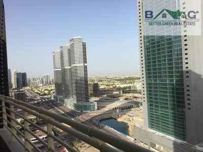 1 Bedroom Apartment for Rent in Jumeirah Lake Towers (JLT), Dubai - Fully furnished