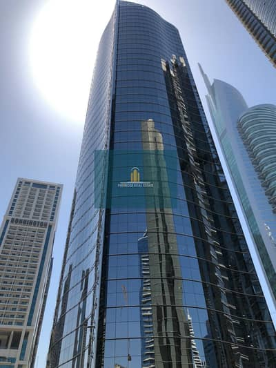 Office for Rent in Jumeirah Lake Towers (JLT), Dubai - Fitted Office | Glass Partition | Canal View | Cluster I