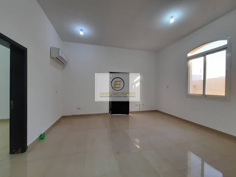 2 amazing finishing 2 bedrooms hall available for rent in khalifa B