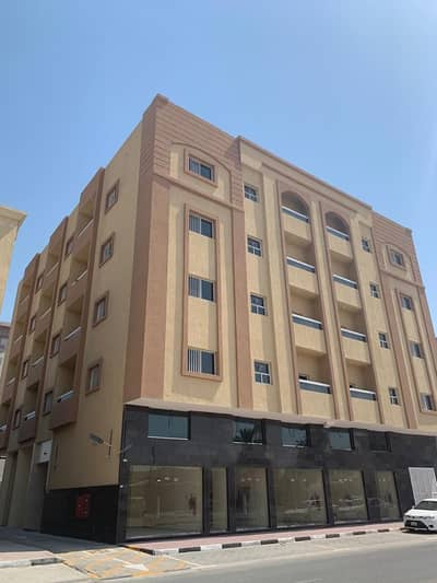 Apartments for rent, new, first inhabitant, in Ajman, Al Rawda, super lux f