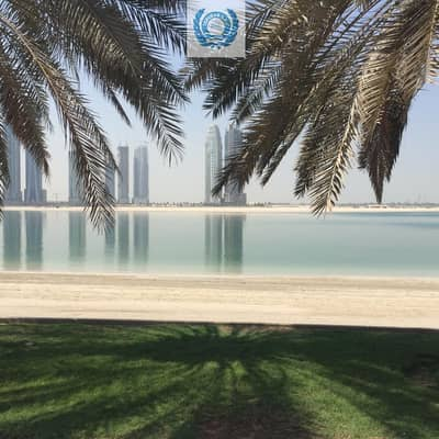 Office for Rent in Al Khan, Sharjah - Lavish Fully Fitted Offices With Full Sea View