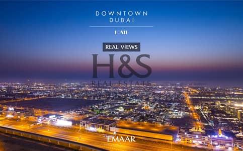 شقة 3 غرف نوم للبيع في وسط مدينة دبي، دبي - Luxurious 3-Bed w/ Huge Layout | High Floor
